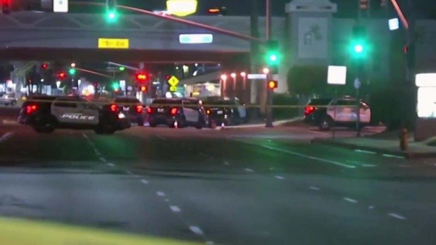 One Dead In Police Shooting That Followed Stolen Car Crash In