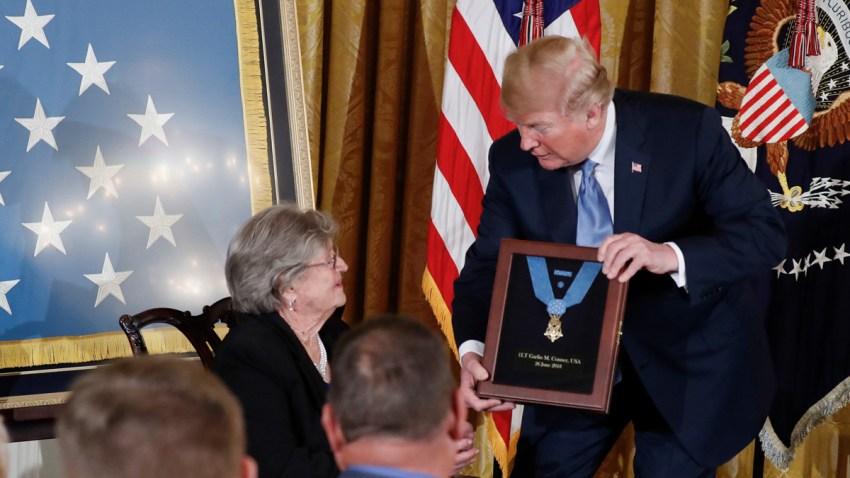 Trump Medal of Honor