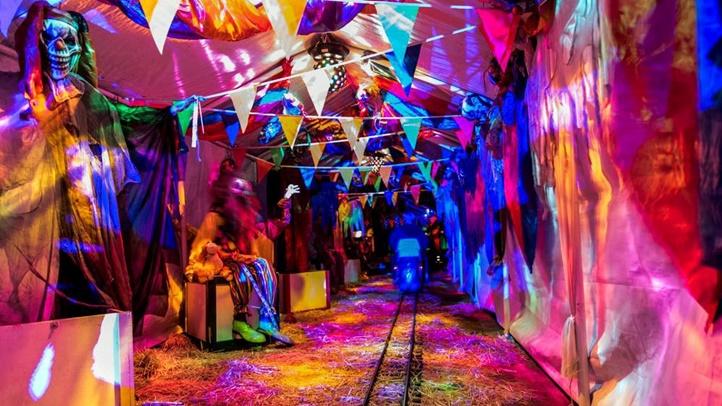 ghosttrainEvilClownsKaleidoscope