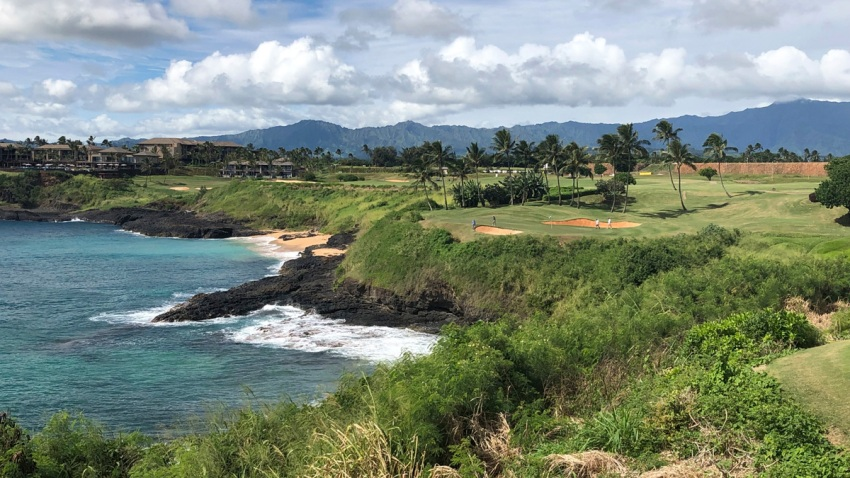Travel Golf In Kauai