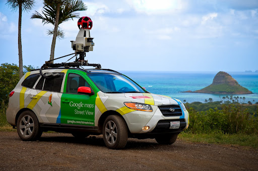 google street car hawaii
