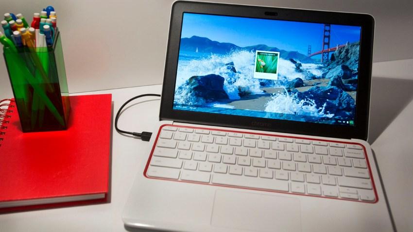 Google New Laptop