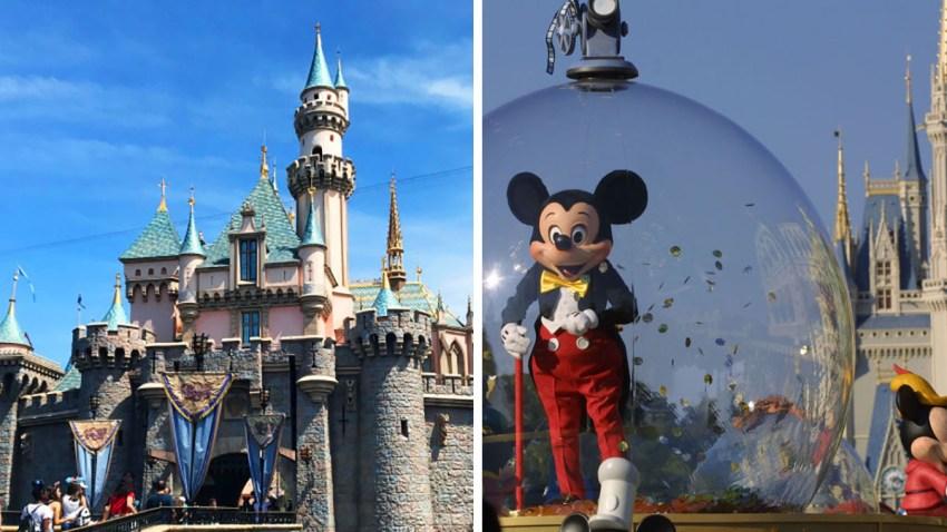 Disneyland California Adventure Disney World To Close Over