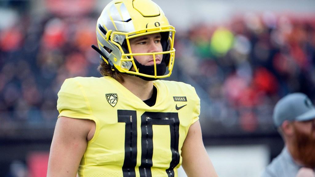 [CSNBY] 2019 NFL Draft: Oregon QB Justin Herbert returning for senior season
