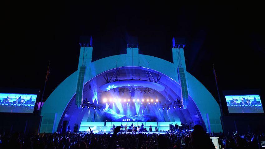 Asista a ensayos de artistas en el Hollywood Bowl