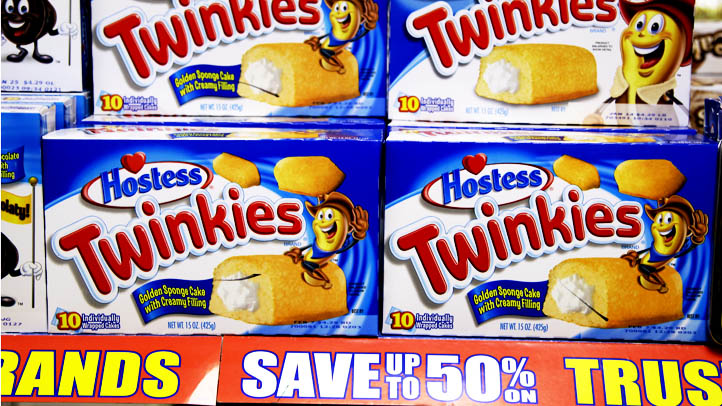Hostess Brands Bankruptcy