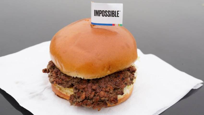 Impossible Burger Expansion