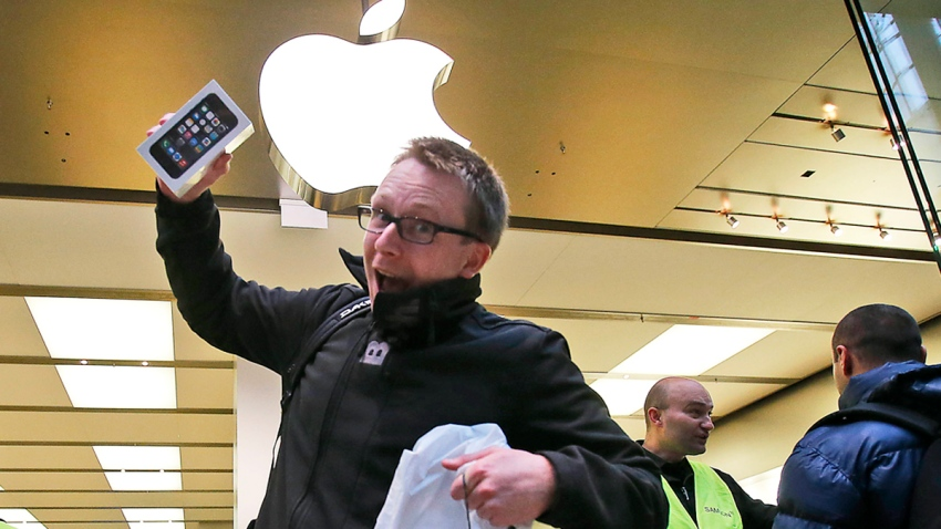 Germany Apple iPhone