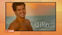 Throwback to 'Real World' With Johnny Bananas