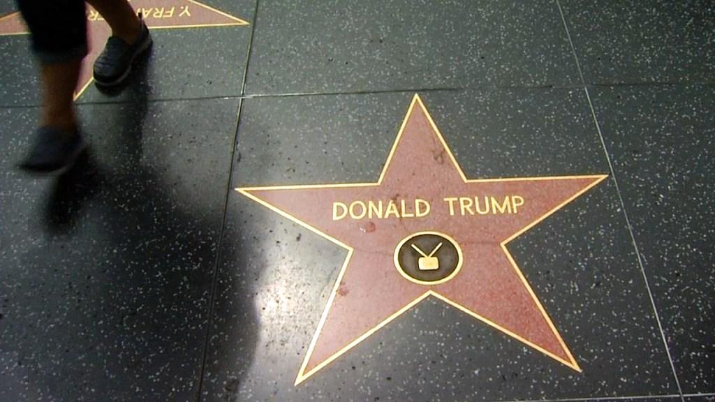knbc-donald-trump-walk-of-fame-star