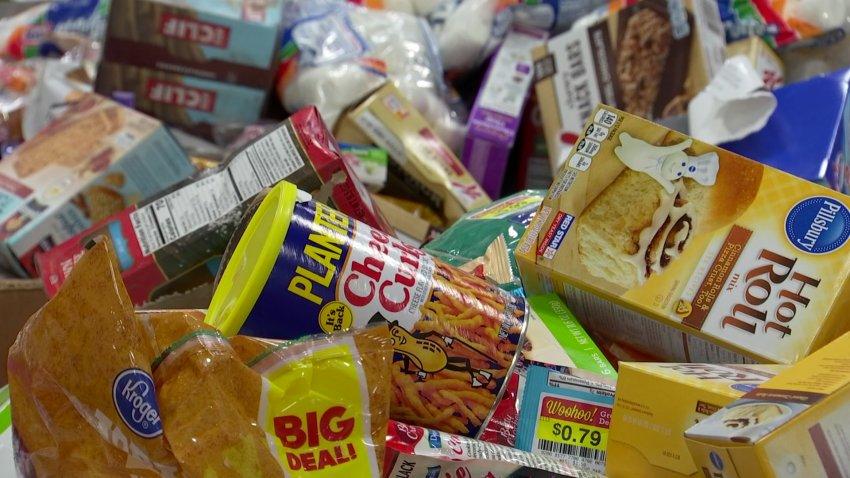food generic groceries snap benefits pantry