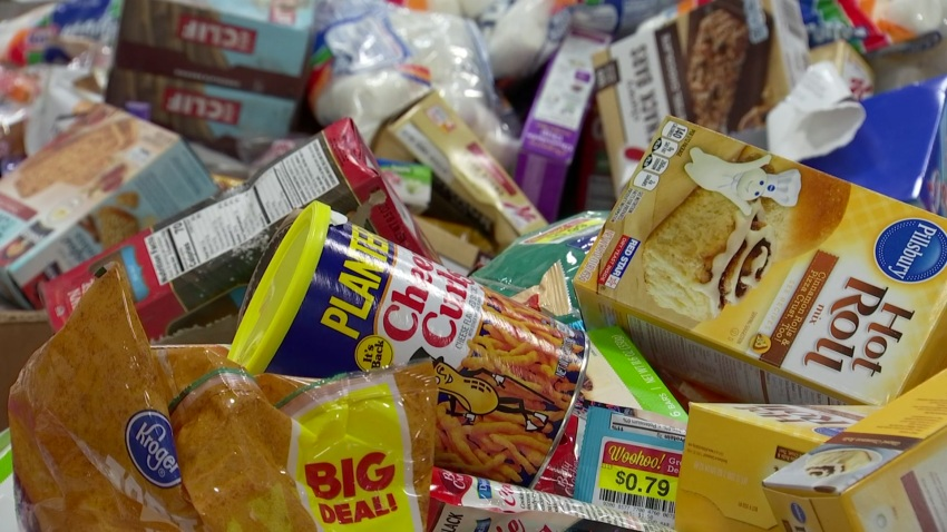 food generic groceries snap benefits pantry