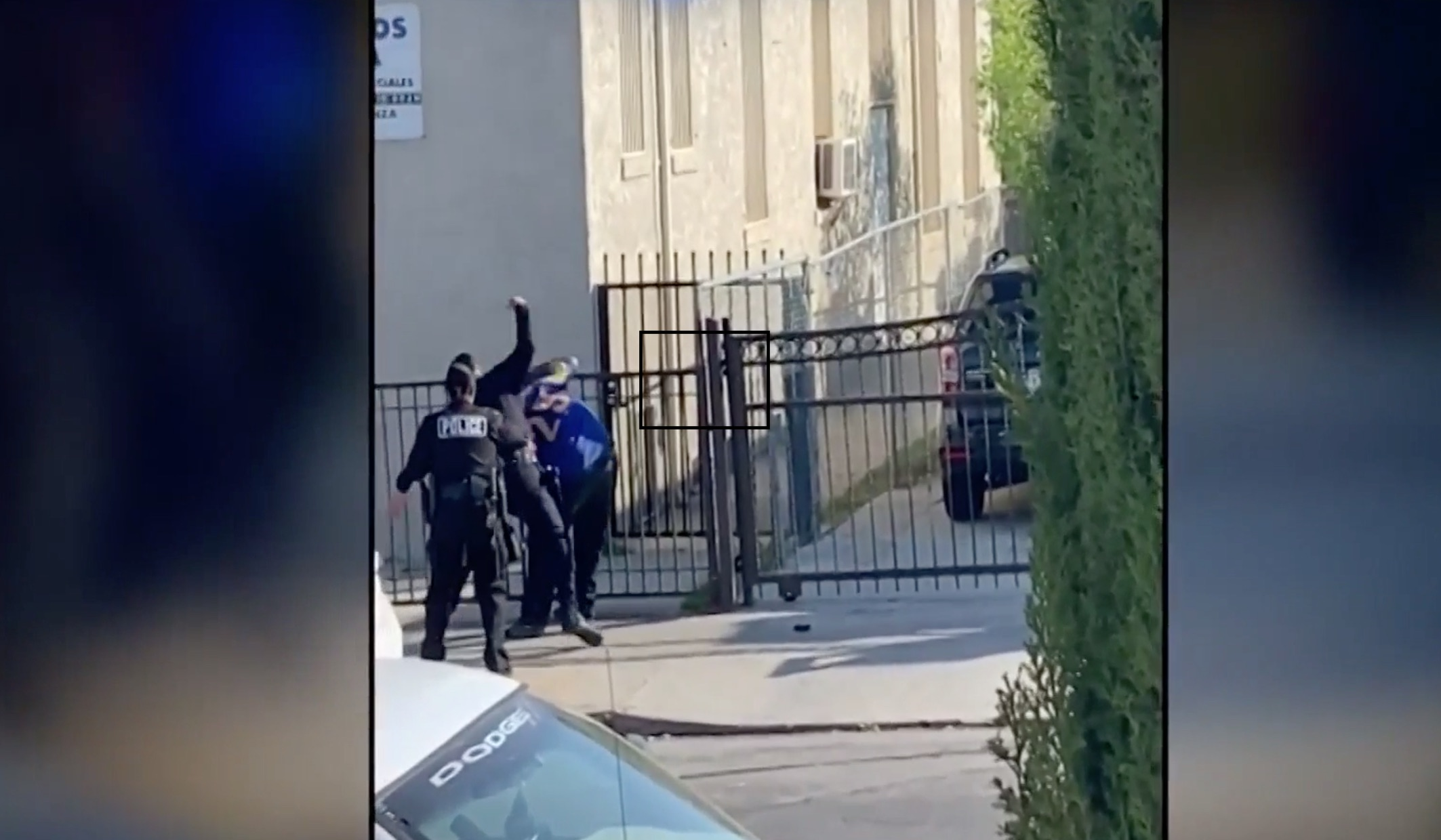 Criminal Investigation in LAPD Boyle Heights Beating Presented to Prosecutors