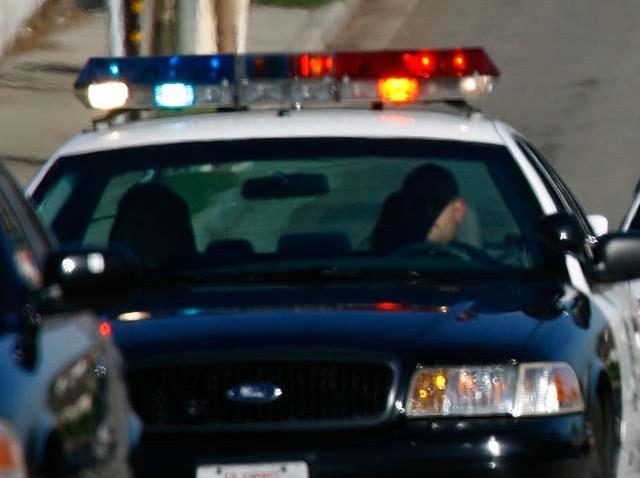 [LAgenerics] LAPD police cruiser car