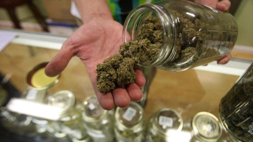 Essay about marijuana