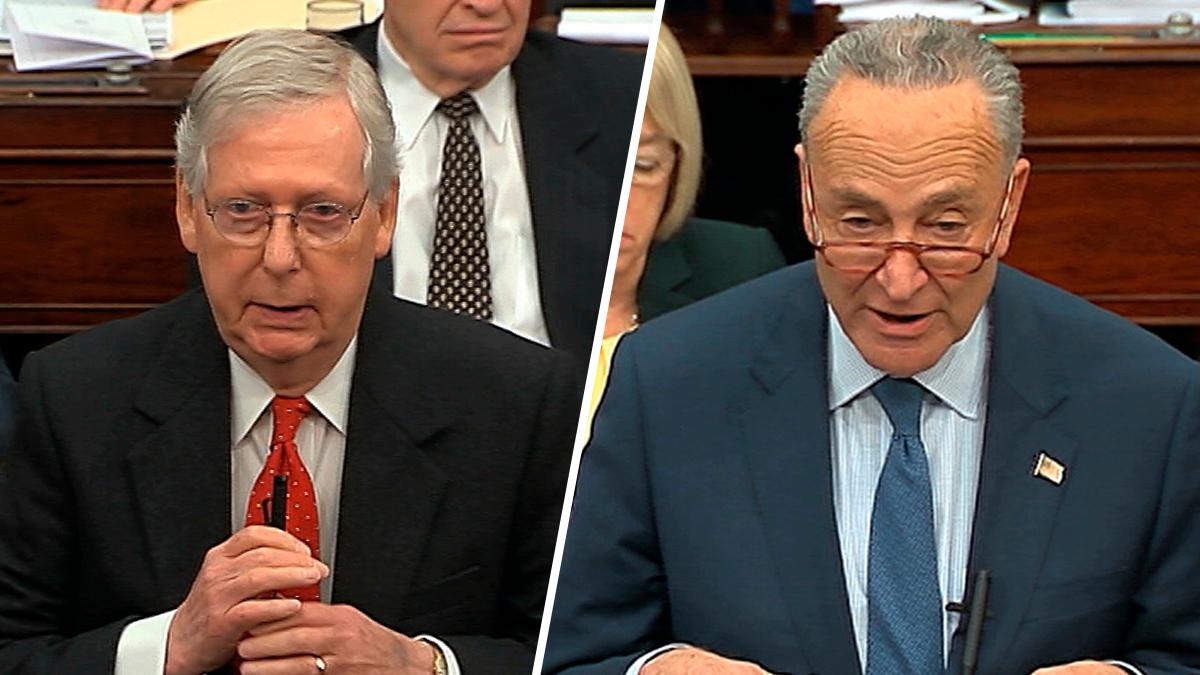 Republicans Reject Subpoenas as Impeachment Debate Goes on 1
