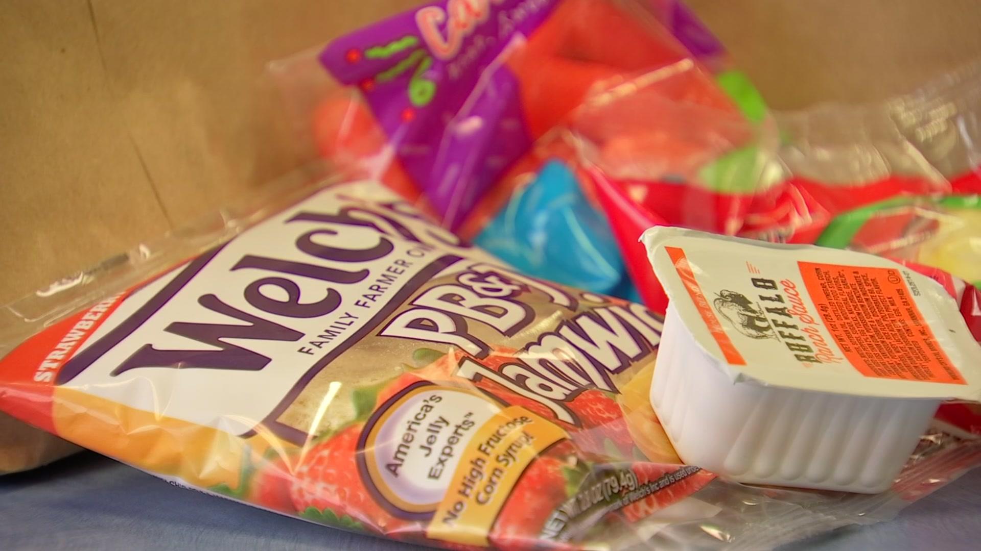 San Bernardino City Unified Schools Providing Meals to Students