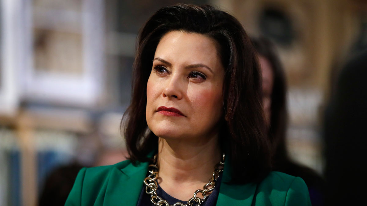 Whitmer Says Trump 'Complicit' After Feds Reveal Thwarted Plot to Kidnap Her 1