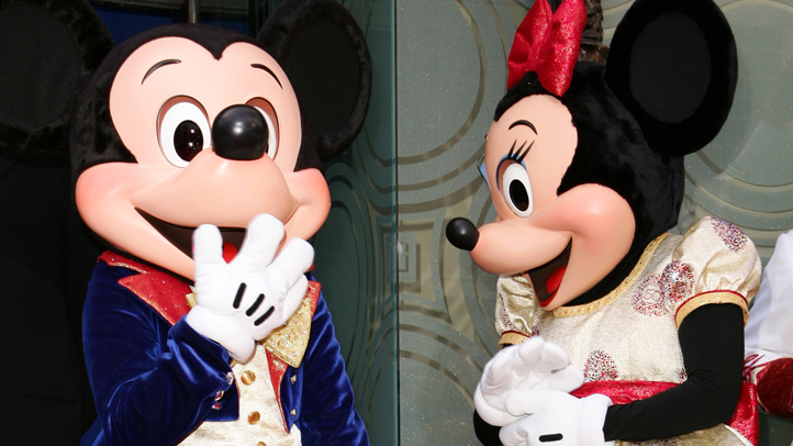 shocked mickey mouse