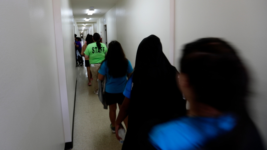 Immigration Child Detention