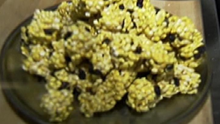 millet-puffs