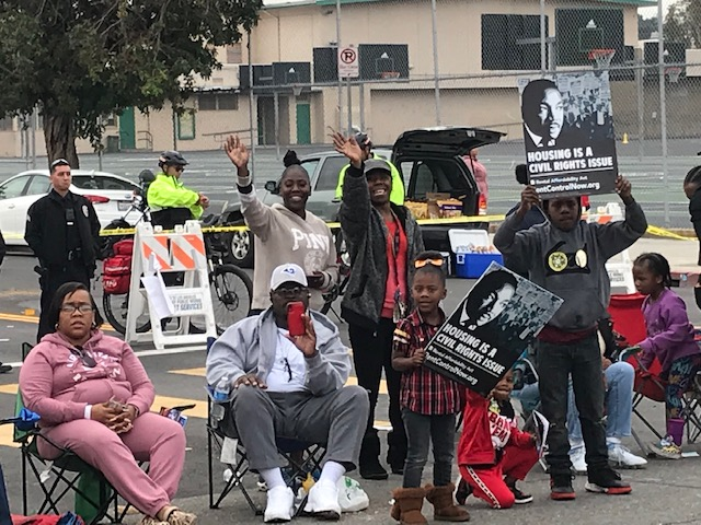 Kingdom Parade Celebrates Martin Luther King Jr. Day in South Los Angeles