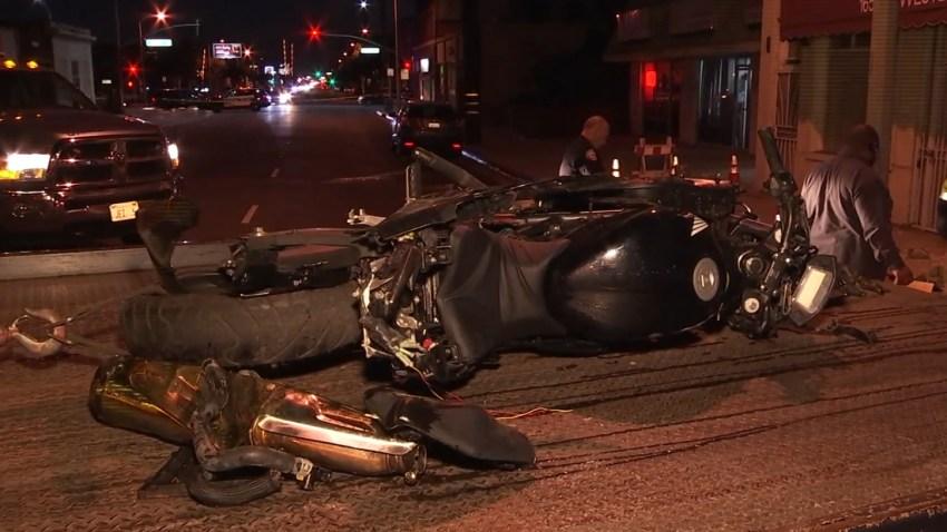 motorcycle fatal gardena road rage
