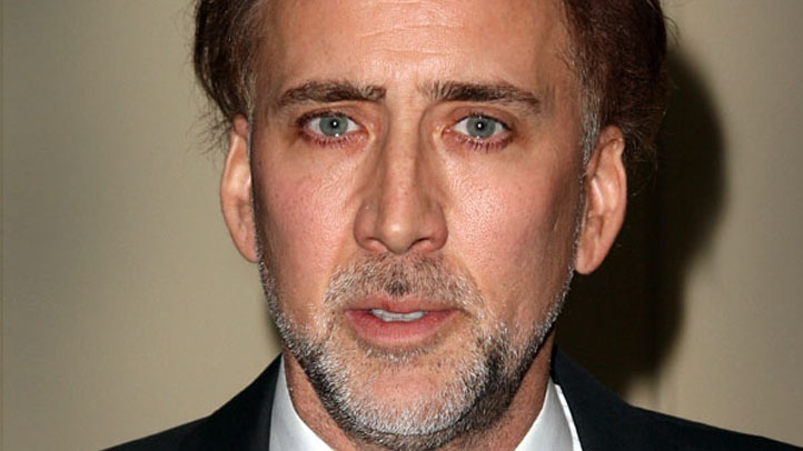 Shave Nic Cage