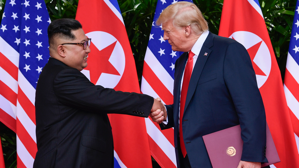 North Korea's Kim Backs Away From Trump Relationship 2 Years After Historic Handshake 1