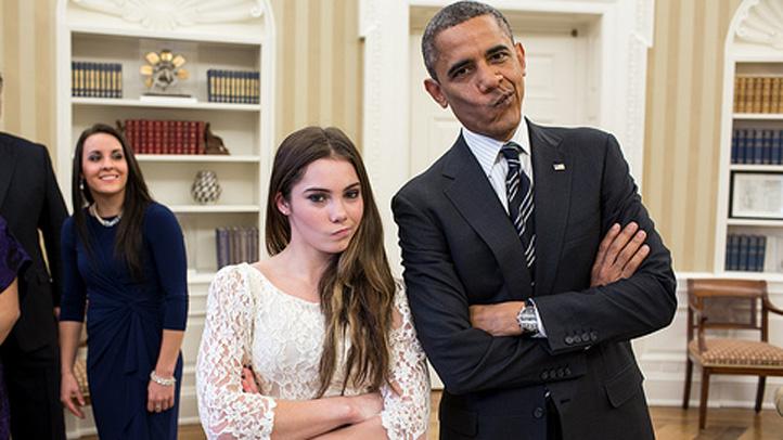 obama and maroney