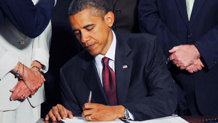 Obama Financial Overhaul