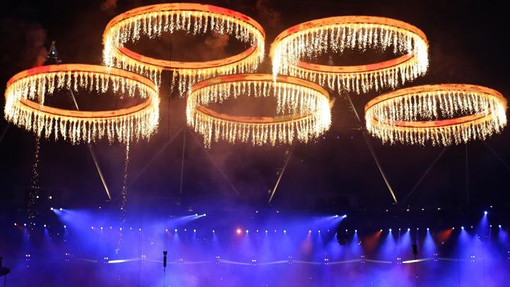 APTOPIX London Olympics Opening Ceremony