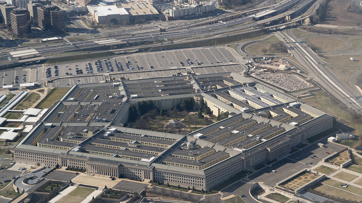 Marine General Has COVID After Pentagon Meeting 1