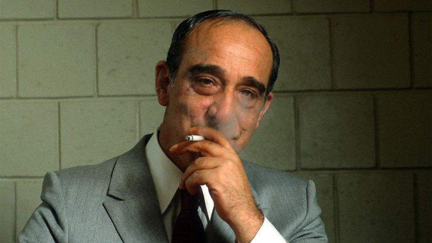 Carmine Persico Poses For A Portrait