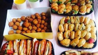 Get a Treat at Porto's Bakery & Cafe