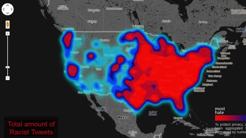 Humboldt State University Students Map Hateful Tweets Nbc