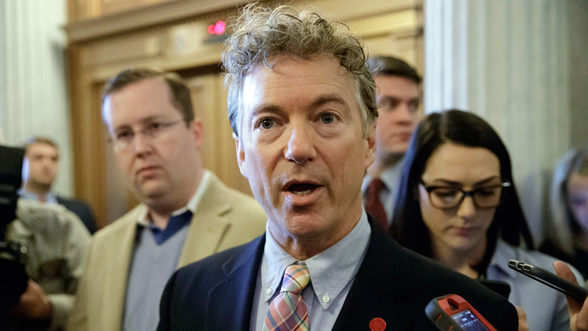 Emotions Run High as Sen. Rand Paul Stalls Anti-Lynching Bill 1