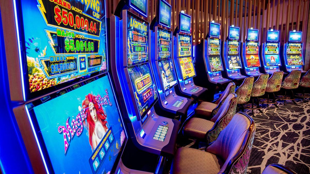 Casino Slots In California