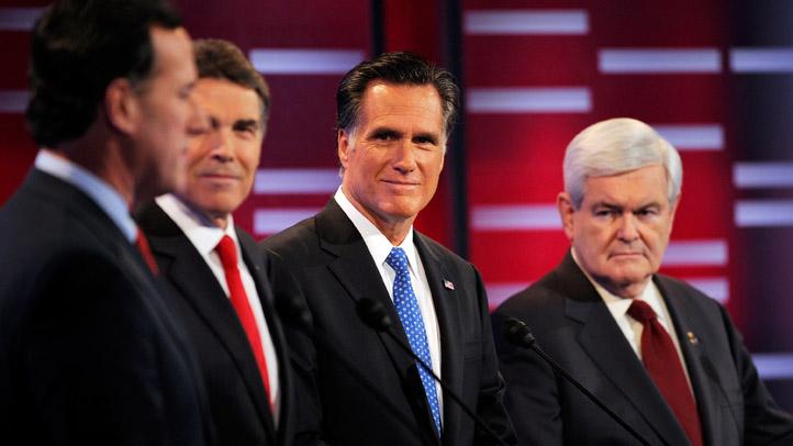 Santorum - other candidates