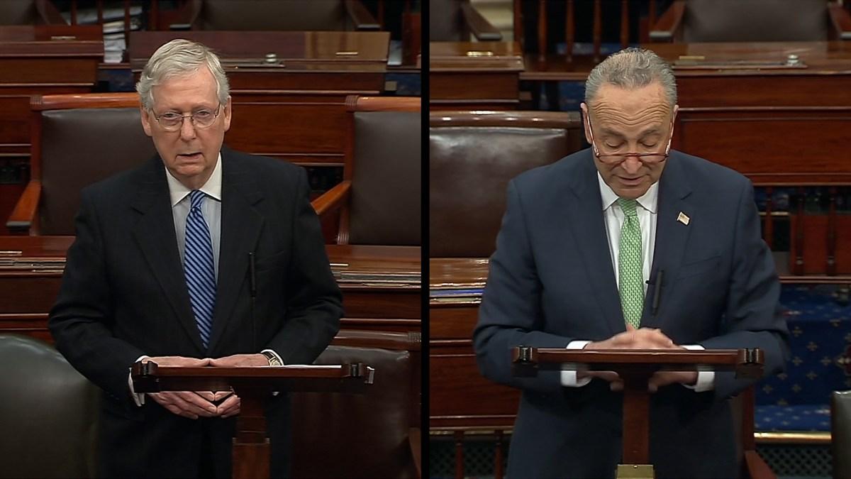 Senator Tells VP Failed Virus Testing Is 'dereliction' 1