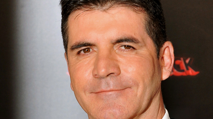 Simon Cowell Cocky X Factor