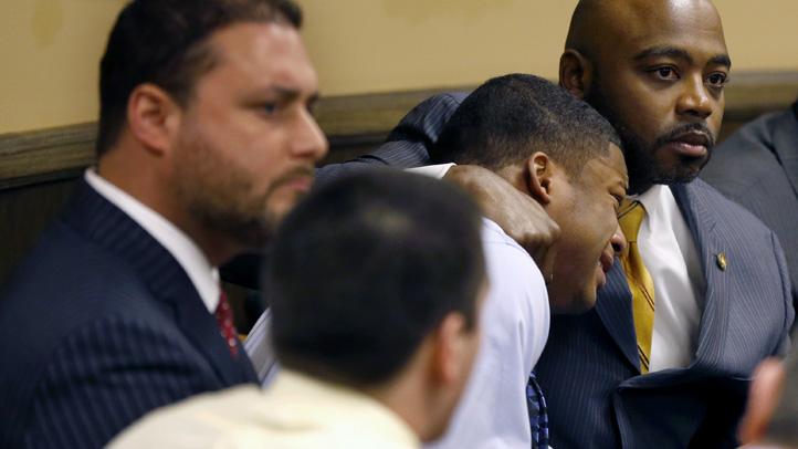 APTOPIX Football Players Rape Charges