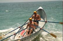 surf boat competition