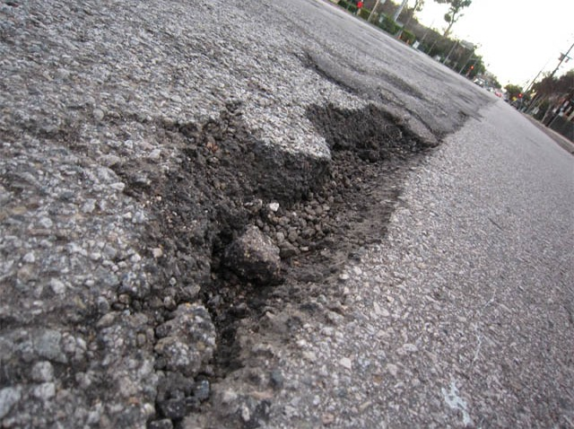 the NBCLA Pothole