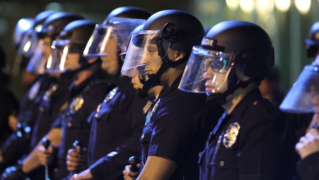 Federal Judge Limits LAPD Use of 'Less Lethal' Weapons at Protests