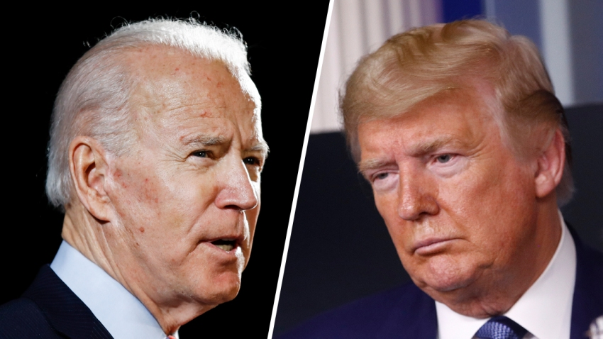 Trump Takes Cautious Approach to Highlighting Biden Accuser 1