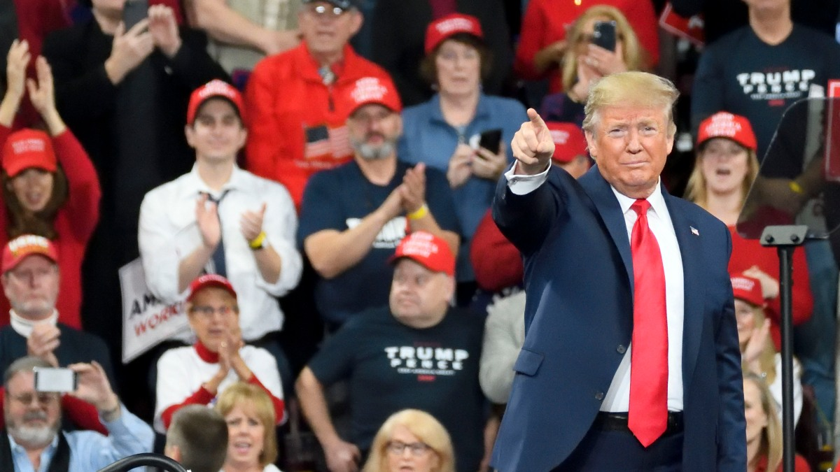 Trump Picks Tulsa on Juneteenth for Return to Campaign Rallies 1