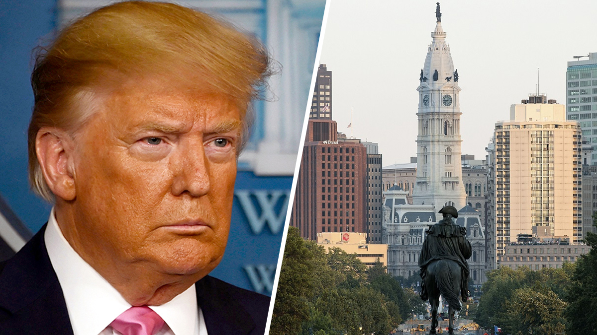 Trump Campaign Sues Philadelphia Over Mail-In Voting Offices 1