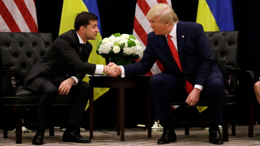 Trump Impeachment-Lawyers