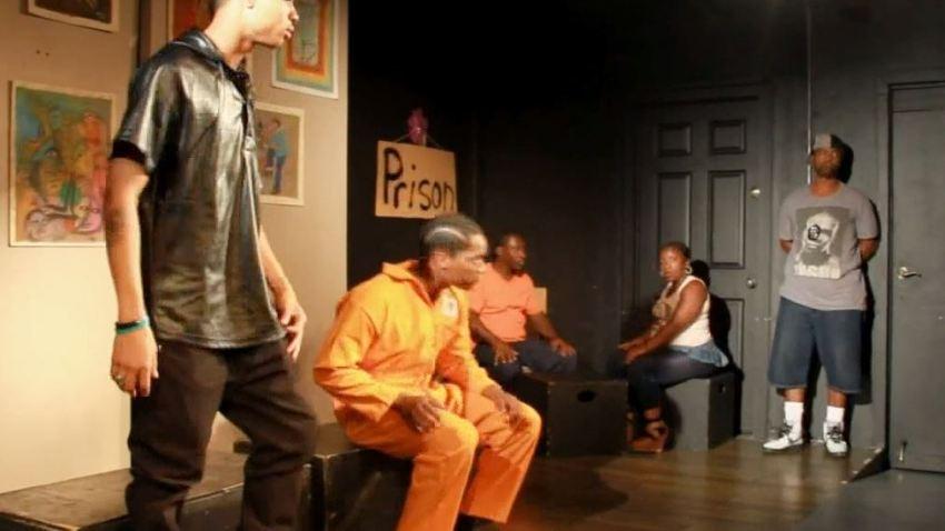web lc jail theater performance inmates